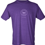 GC74<br>HEATHER PURPLE PURE NURSING TULTEX TEE