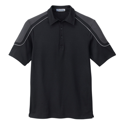 TCi5025<br>Men's Color Block Polo