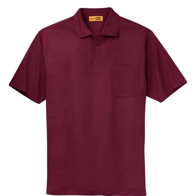 TCi5033<br>Men's Industrial Pocket Pique Polo