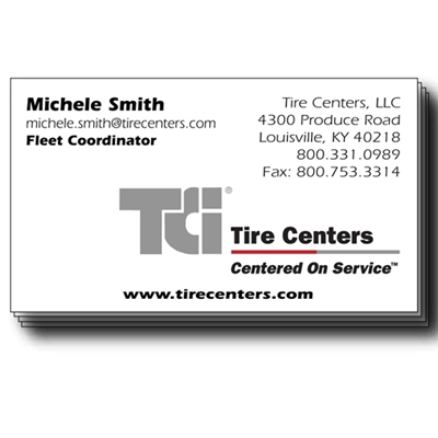 TCi1020DLR<br>Business Card Magnet