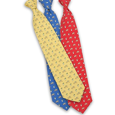 MPC01<br />Limited Edition, Derby-themed Tie by Vineyard Vines
