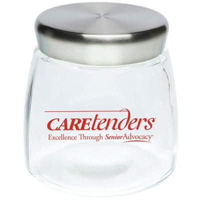 AF82<br>32 oz. Glass Candy Jar