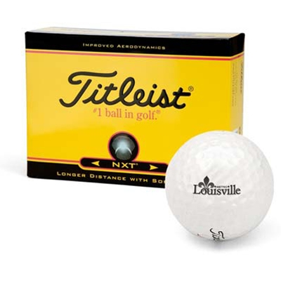 LMS24 <br />Titleist NXT Golf Ball with Metro Logo