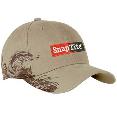 IS102S<br />SNAP-TITE Sportsman Wildlife Cap - Trout