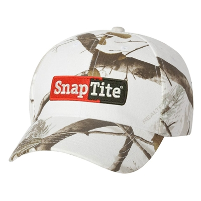 IS33S<br />SNAP-TITE Snow Camo Cap