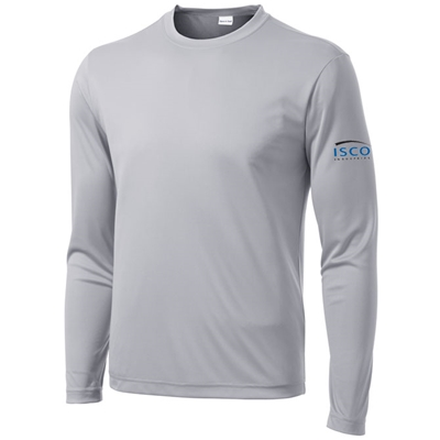 IS238<br />L/S WICKING TEE SHIRT