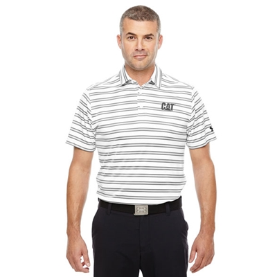 CT6132<br>Under Armour Tech Stripe Polo
