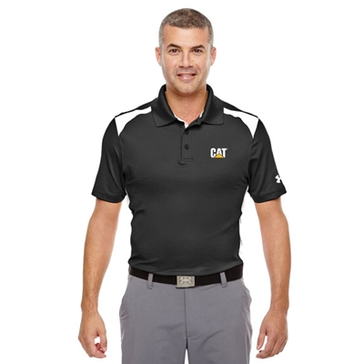 CT6133<br>Under Armour Team Colorblock Polo