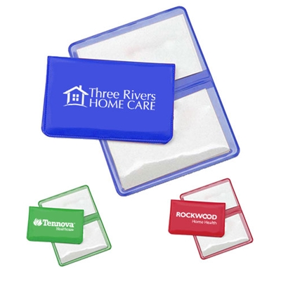 "CHS83<br>4.5"" x 3"" Business Card Holder"