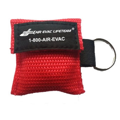 AE148<br>CPR Mask Keychain