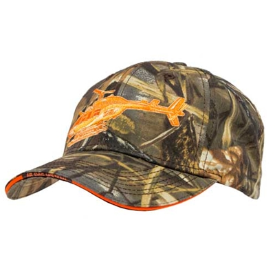 AE137<br>Camo with Orange