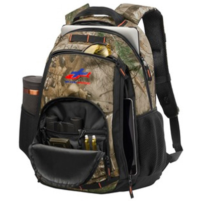 AEL146/BG207C<br>Extreme Camo Backpack