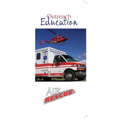 SAR811<br>SE TX Air Rescue Outreach Education Brochure