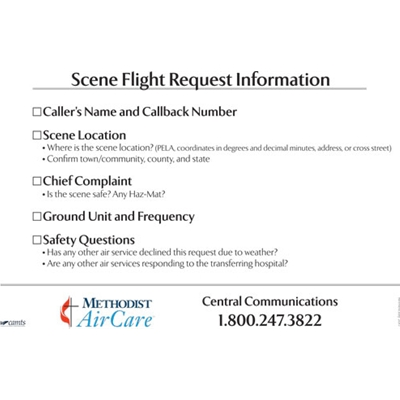 MAC830<br>MAC Scene Flight Cards