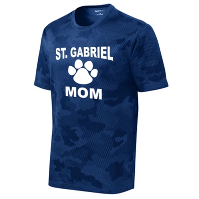 SG805/ST370<br>Mom Camohex Tee