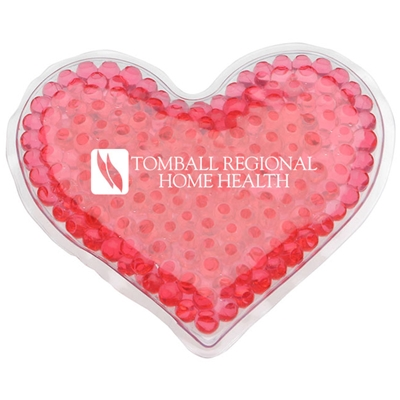 CHS125<br>Plush Heart hot and cold pack