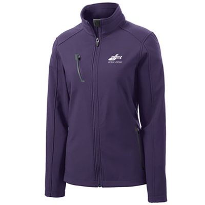 AEL163/L324<br>Port Authority® Ladies Welded Soft Shell Jacket