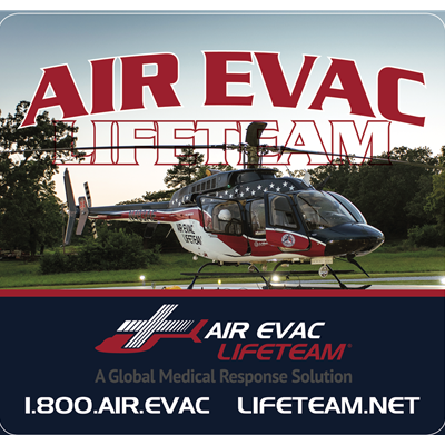 AEL333<br>Air Evac Mousepad - 407