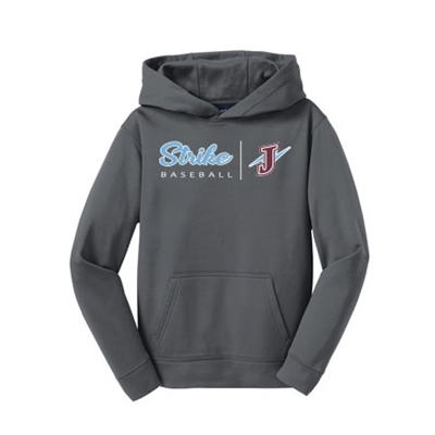 JT609<br>Youth Performance Hoodie