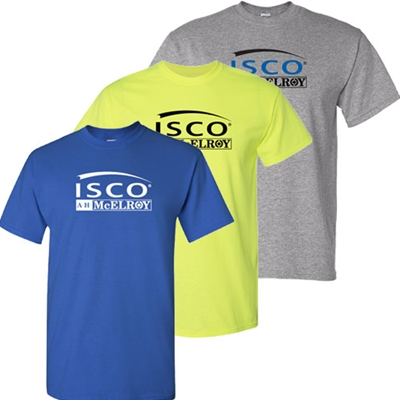 IS309<br />ISCO McElroy FF Tee